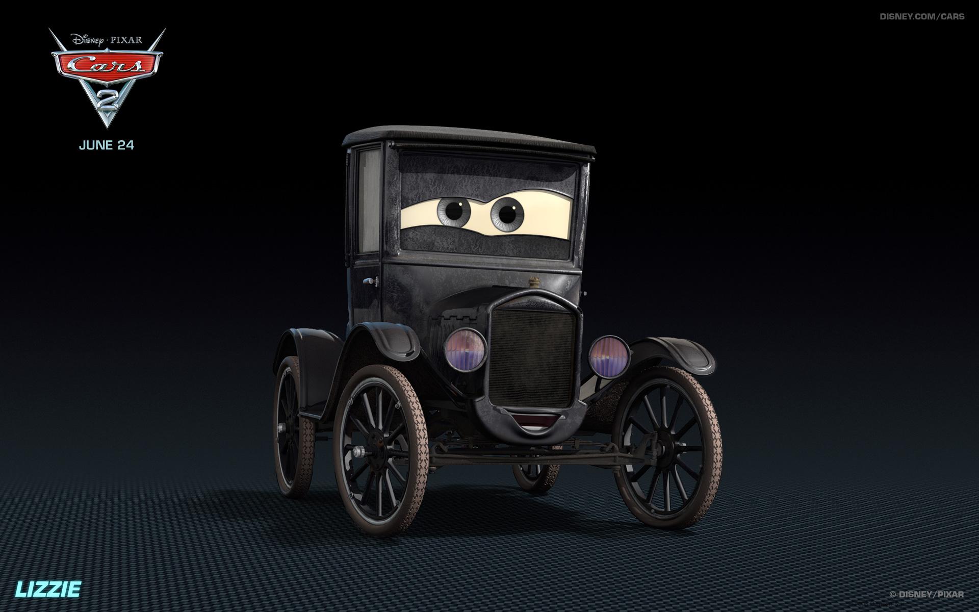 Katherine Helmond Cars