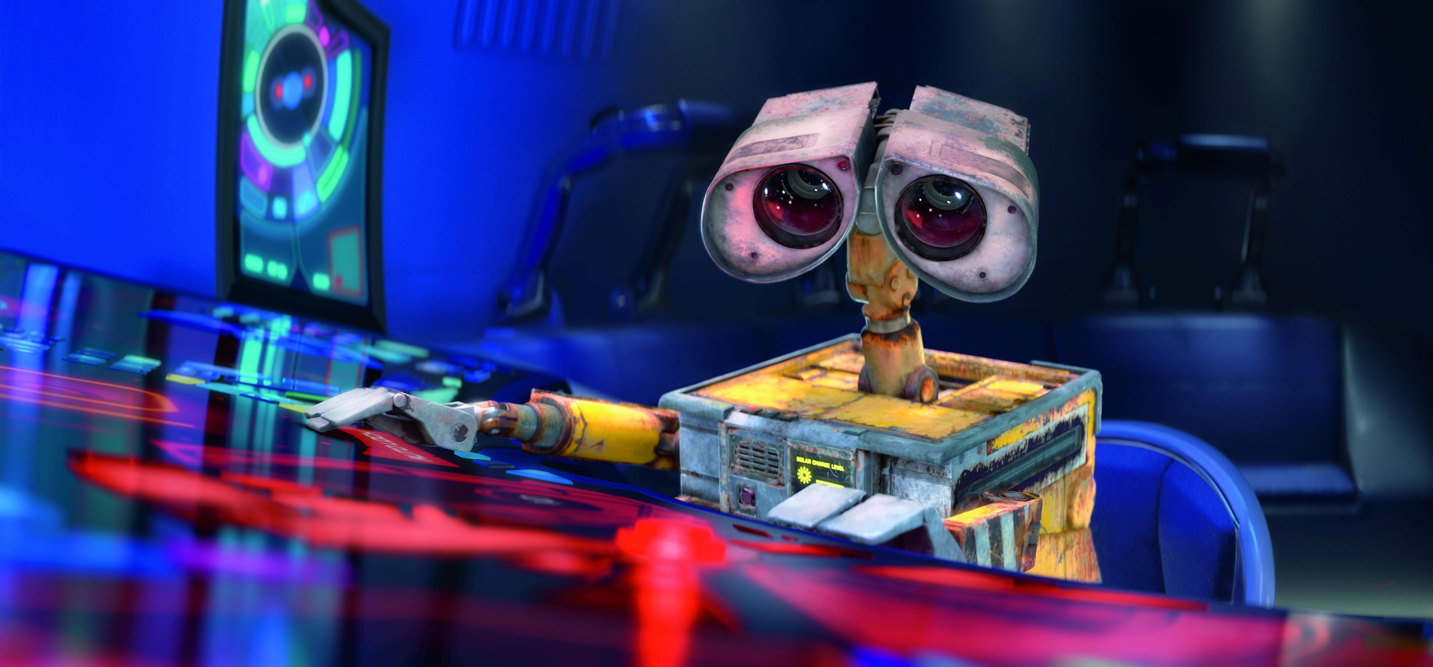 WALL•E - Pixar Wiki - Disney