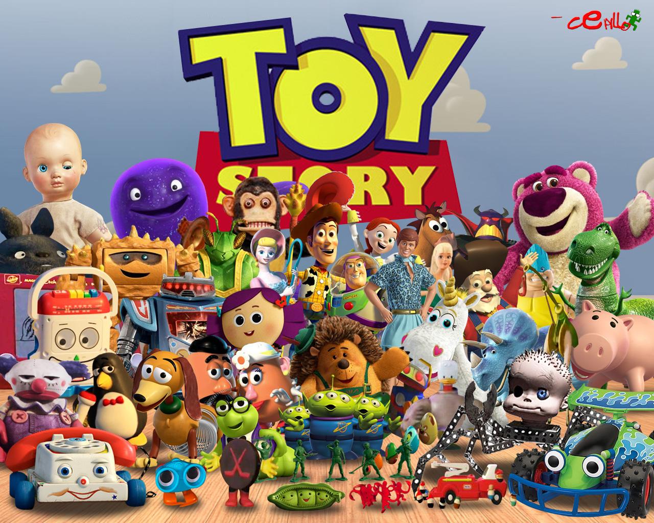 Image - Toystory Severalcharacterfrom12ad3.jpg - Pixar Wiki - Disney Pixar Animation Studios