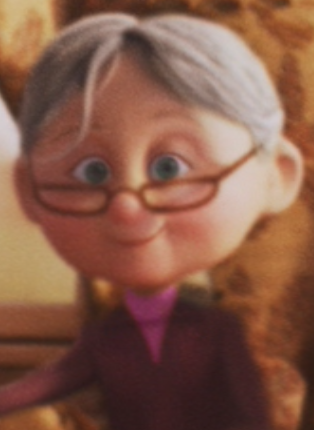 Ellie Up Character http://pixar.wikia.com/File:Ellie_up.png