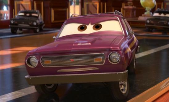 La voiture du film Cars 2 que vous aimeriez voir en miniature Mattel ! - Page 5 Gremlint