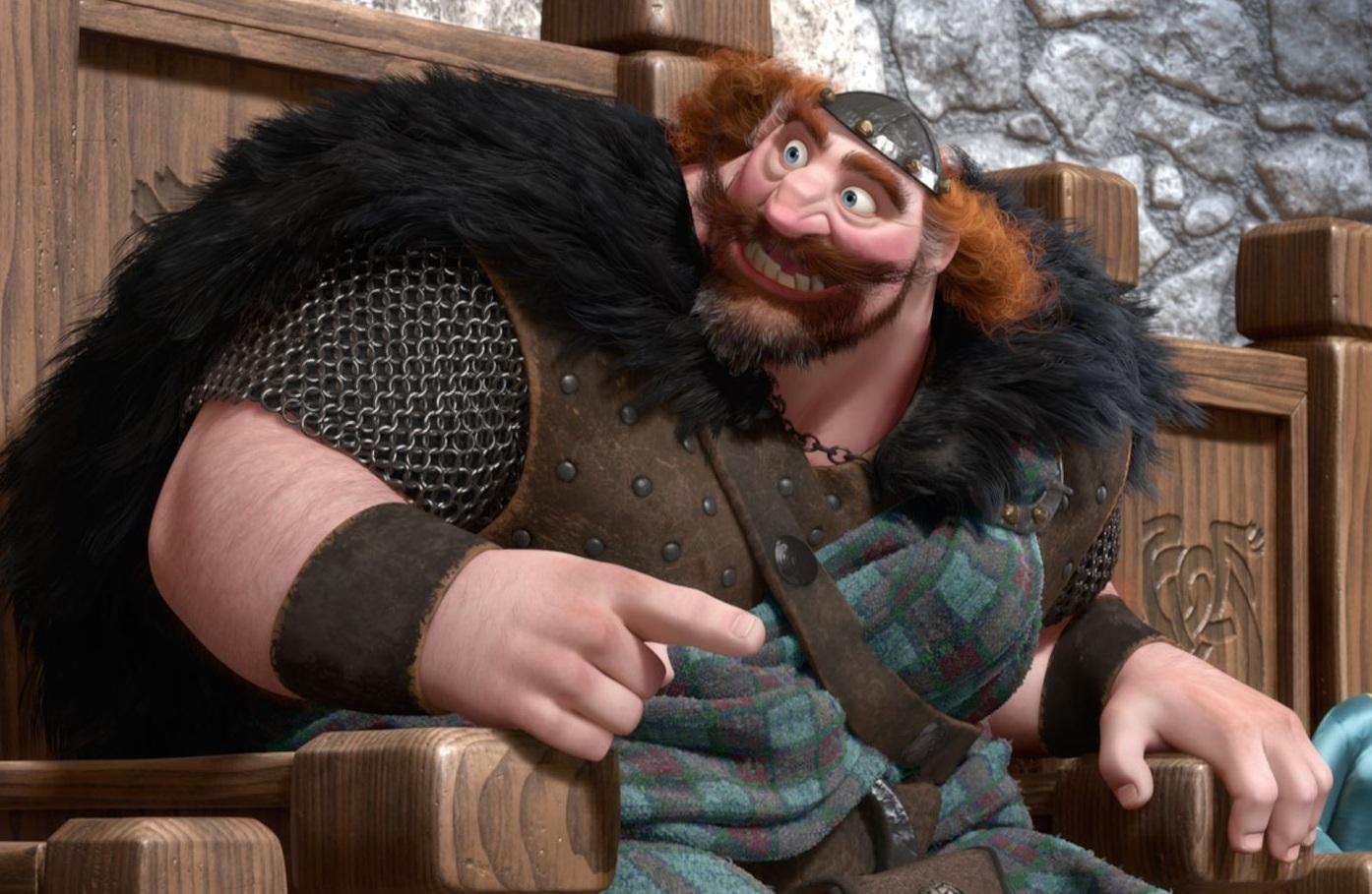 Brave Fergus