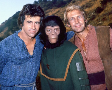 Dawn  Planet  Apes on Tv Review  Planet Of The Apes Tv Series   The Soothsayer Never Sleeps