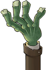 Zombie Hand.png - Plants vs. Zombies Wiki, the free Plants vs. Zombies ... Plants Vs Zombies Zombie Head Png