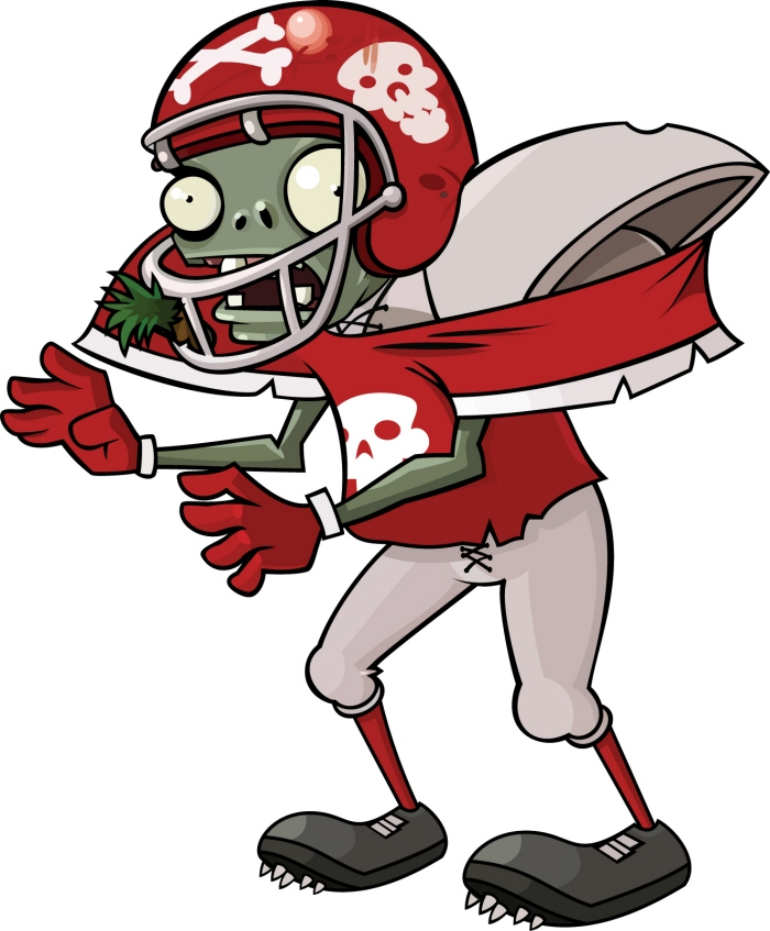 Photo of Football Zombie!