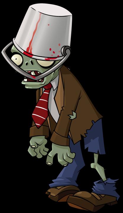 Plants vs Zombies Zombie Head