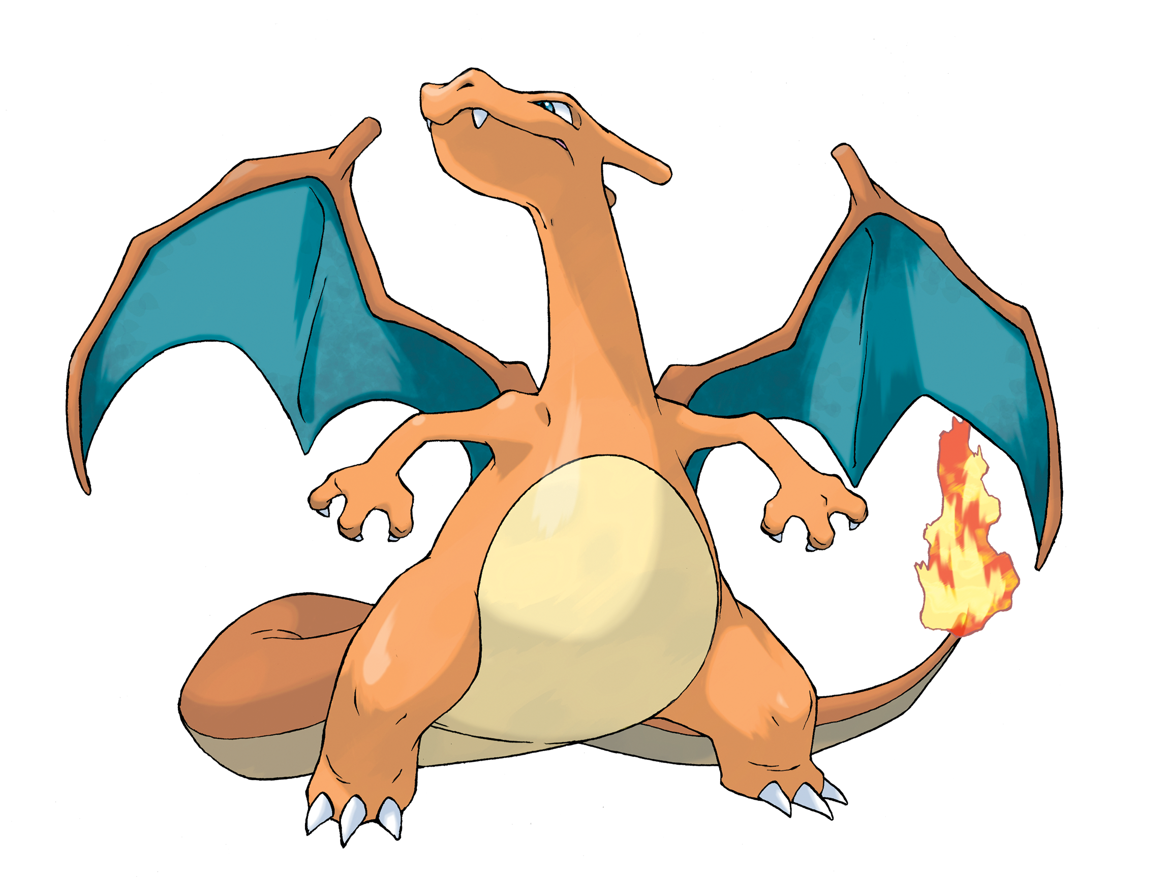 whats your favorite pokemon ? - Page 2 006Charizard