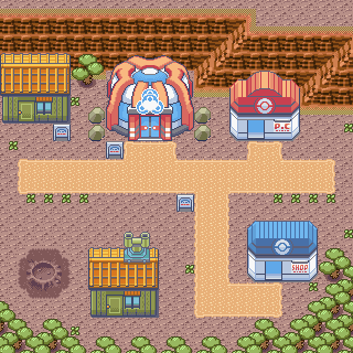 Fallarbor Town - The Pokémon Wiki