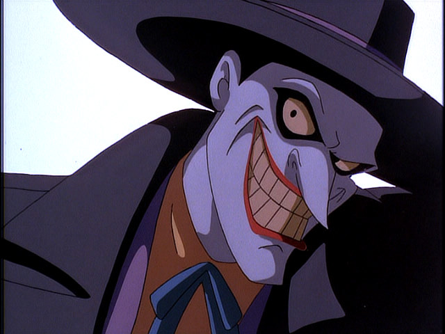 joker mask of the phantasm