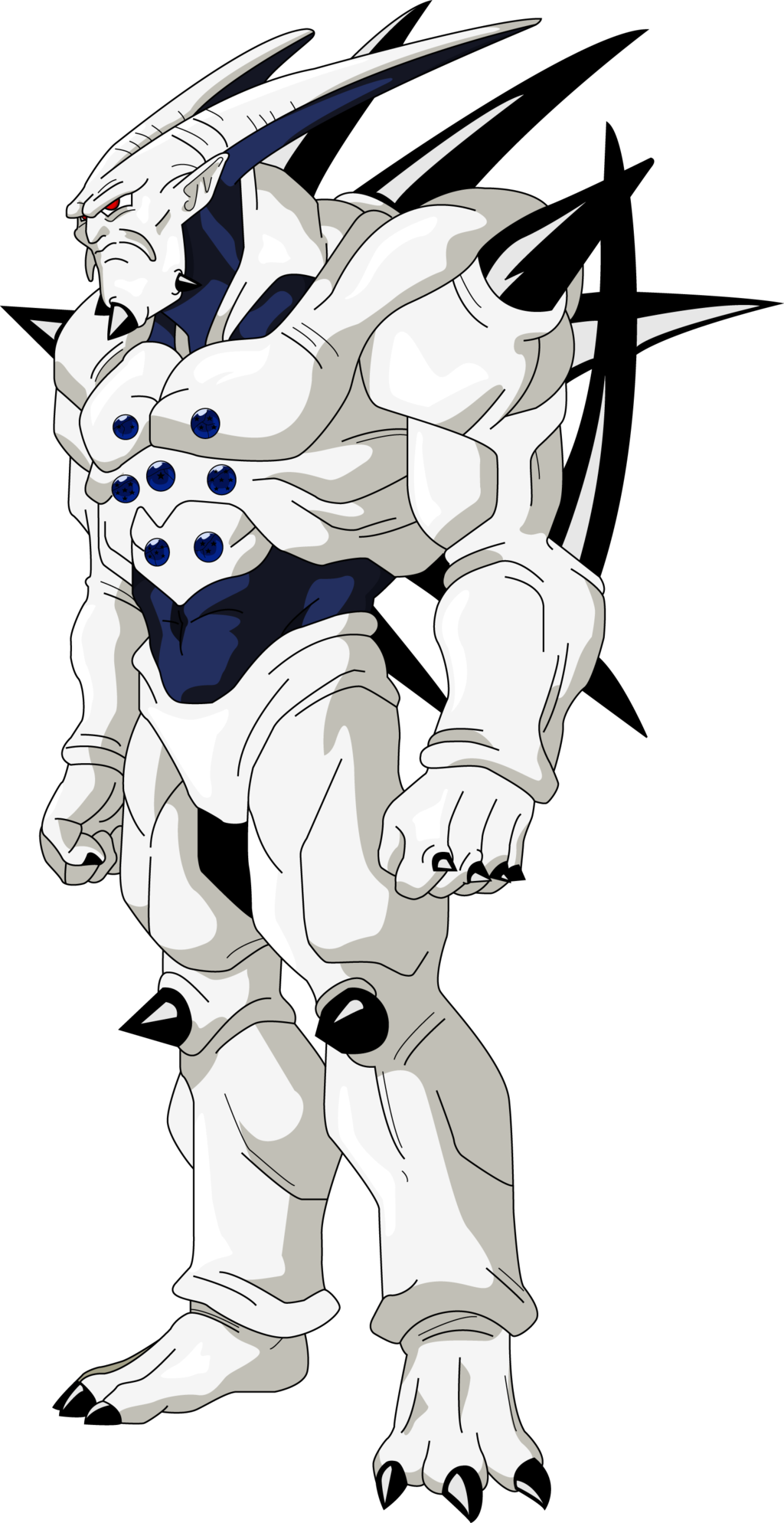 DARKERVADE1 BLOGSPOT: top 3 dragon ball gt villain