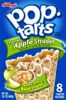 apple strudel pop tarts