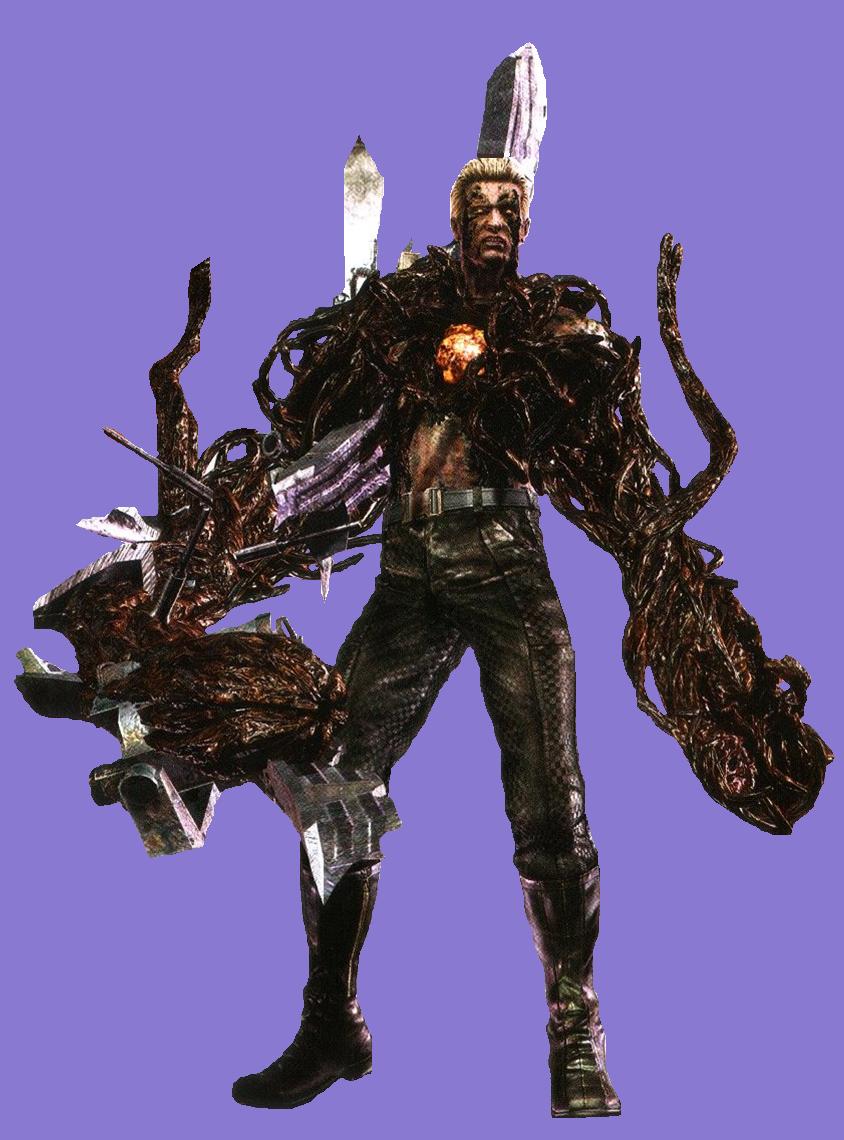 Resident Evil Albert Wesker