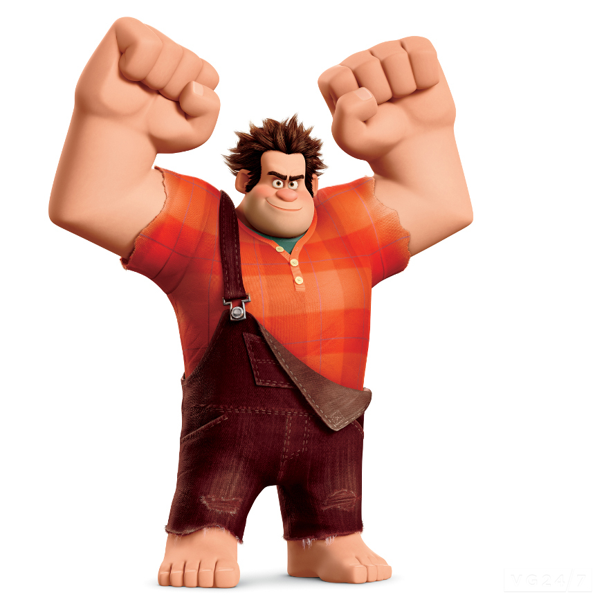 wreck it ralph Wreck-it ralph is the main protagonist of the disney film of the same titular name he is an arcade video game villain who, in the game fix-it felix jr, destroys buildings and the title hero has to fix them.