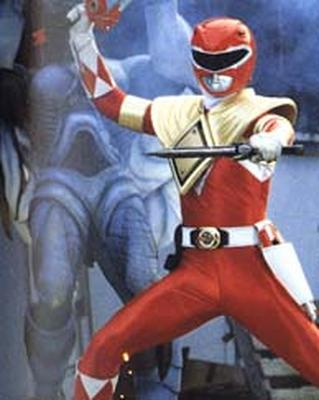 Red Ranger Power Rangers