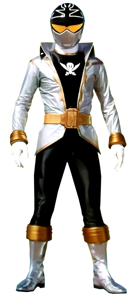 Image - Gokai-silver.png - RangerWiki - the Super Sentai ...