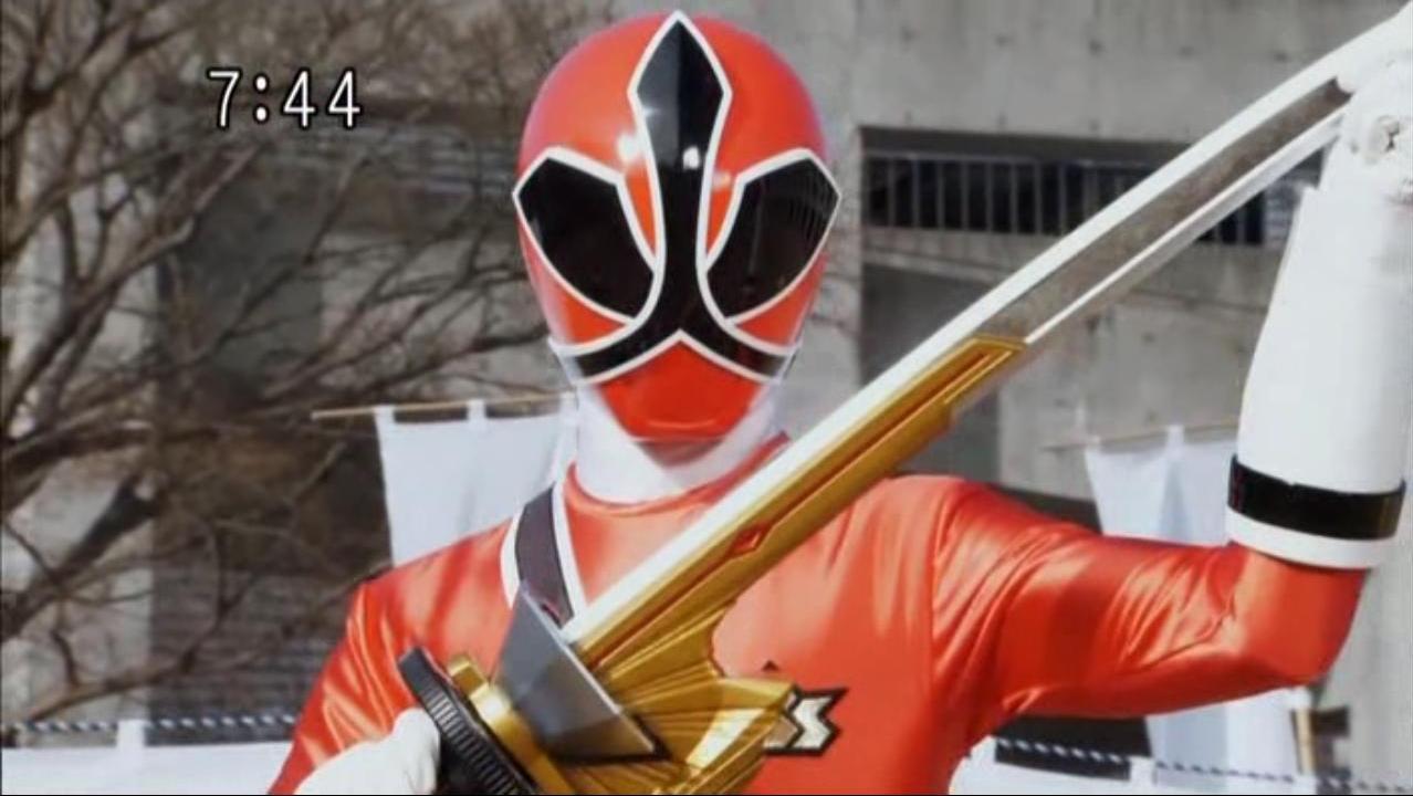 Encontrar Esta Excitante Temporada Power Rangers Super Samurai - JoBSPapa.com