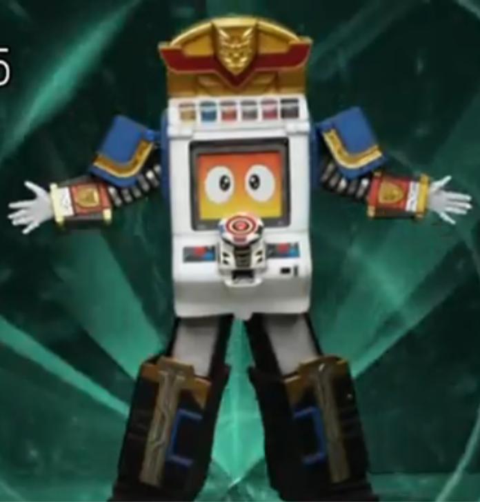 Power rangers megaforce reviews ex isle - Robot power rangers megaforce ...