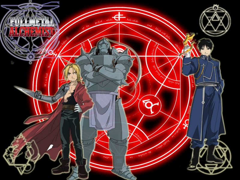 Fullmetal Alchemist - Wallpaper Gallery