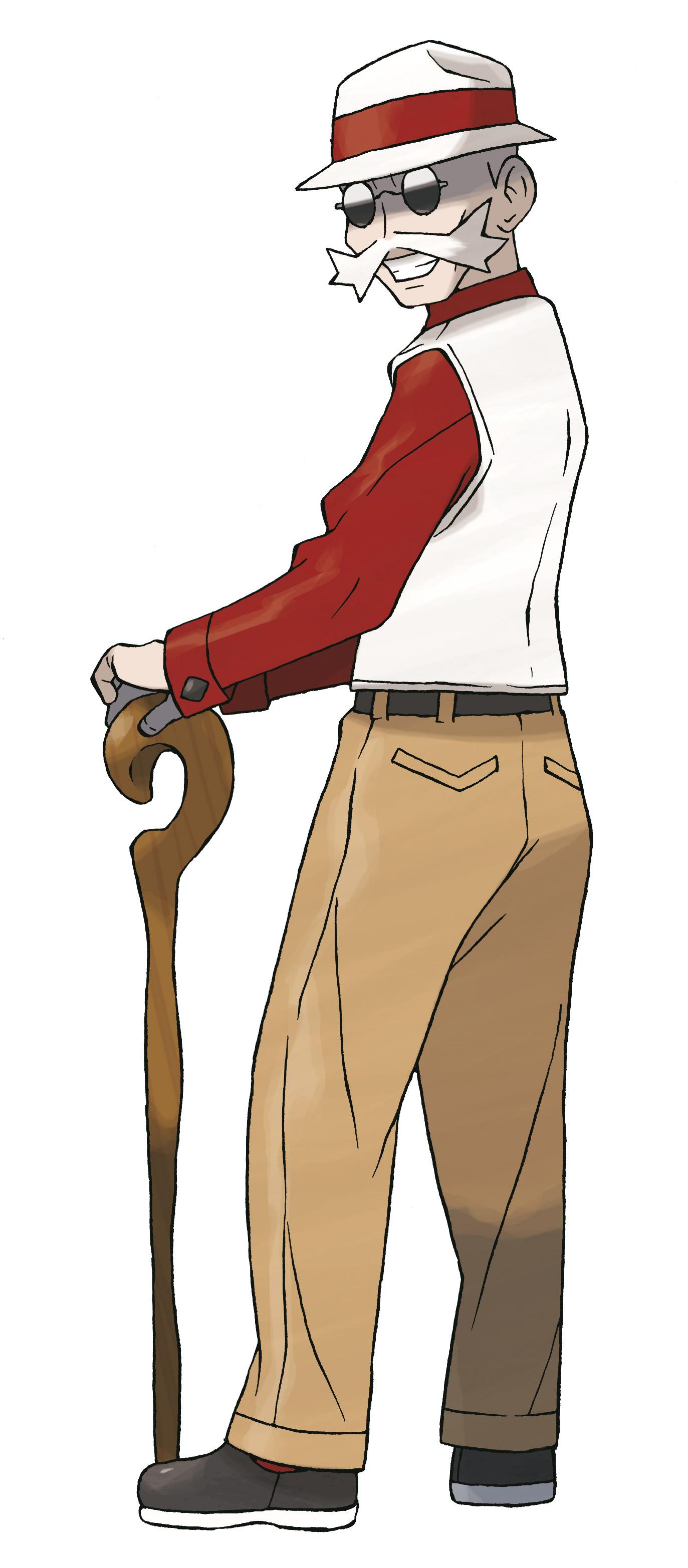 Líderes de Gimnasio [Kanto] Blaine