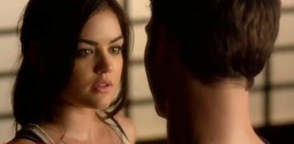 Image - Aria and Jake.jpg - Pretty Little Liars Wiki