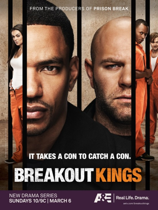 Breakout Kings - Season One movie