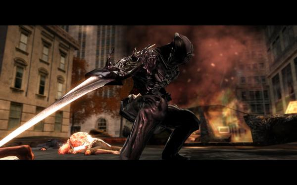 Image - Alex Armor Blade.jpg - Prototype Wiki - Everything ...