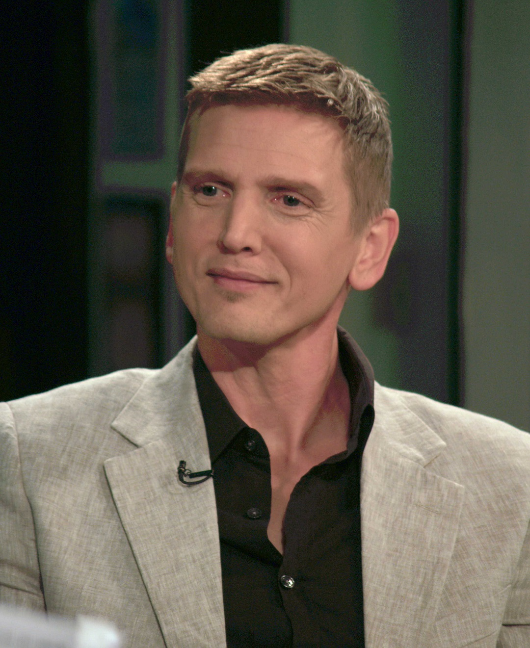 Barry Pepper - Images Gallery
