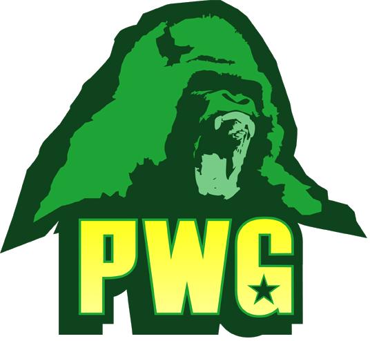 The Curse of Guerrilla Island  PWG-Logo
