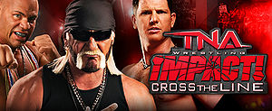 TNA Impact!: Cross the Line - Pro Wrestling Wiki - Divas ...