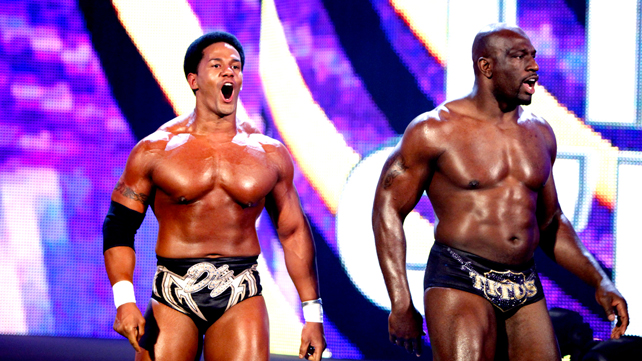Darren Young and Titus O'Neil