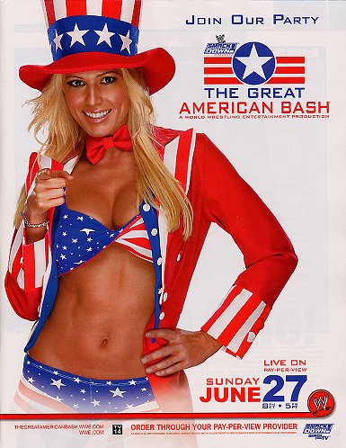 Torrie Wilson Great American Bash