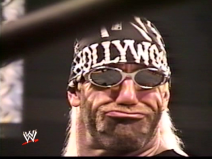 NWo hulk hogan funny face Bingos Breakdown: Is Hulk Hogan best for business?