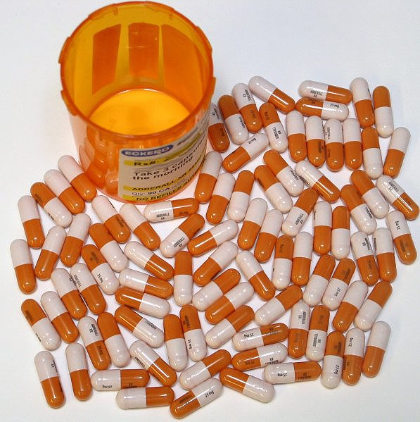 How should I take Adderall XR?.