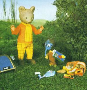 Rupert Bear movie