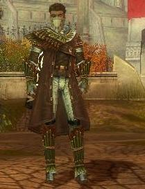 Build Rodeur Guild Wars  Pve