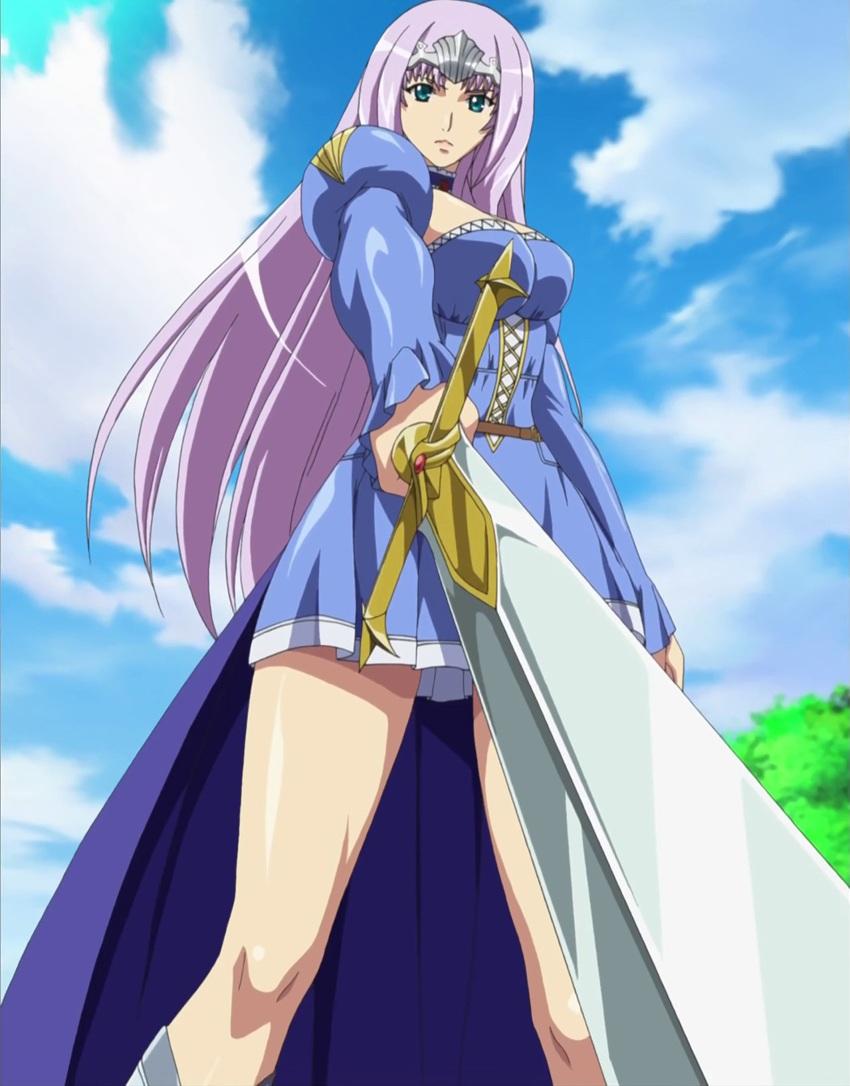 Image - Annelotte Screen 2.jpg - Queen's Blade Wiki ...