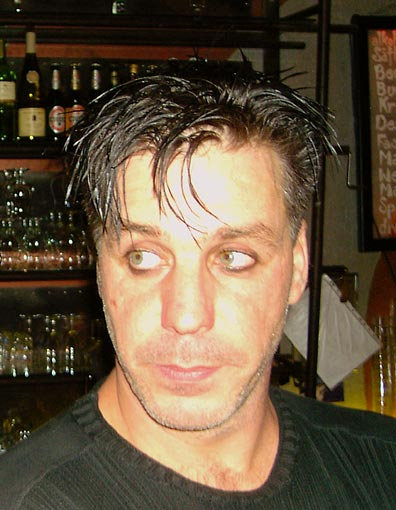 Till Lindemann - Rammstein Wiki: Lyrics, Translations, News, and More