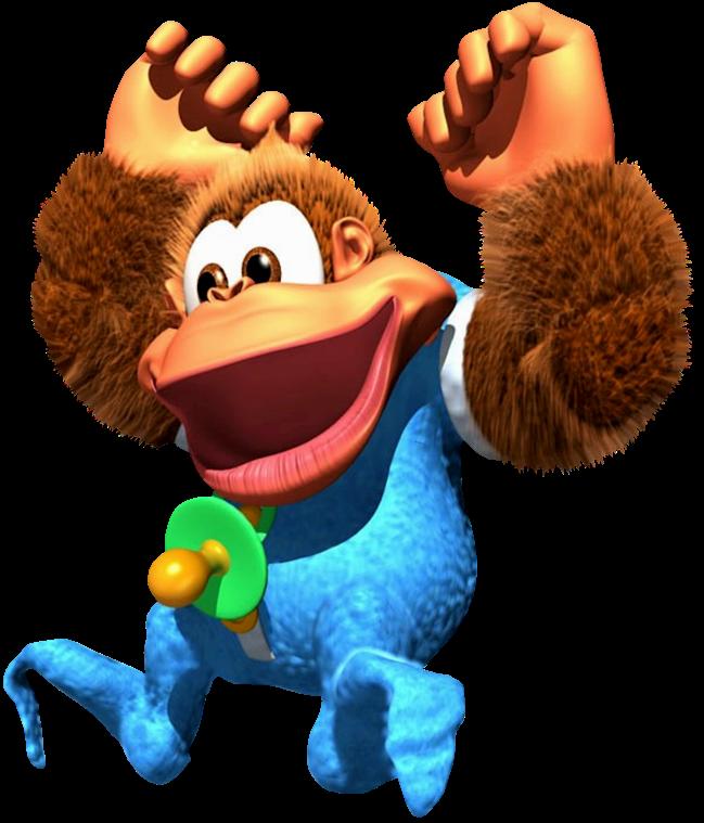Character Donkey Kong Country Dixie Kong