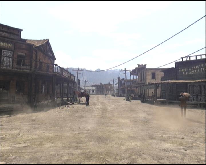Aspecto pueblo Armadillo
