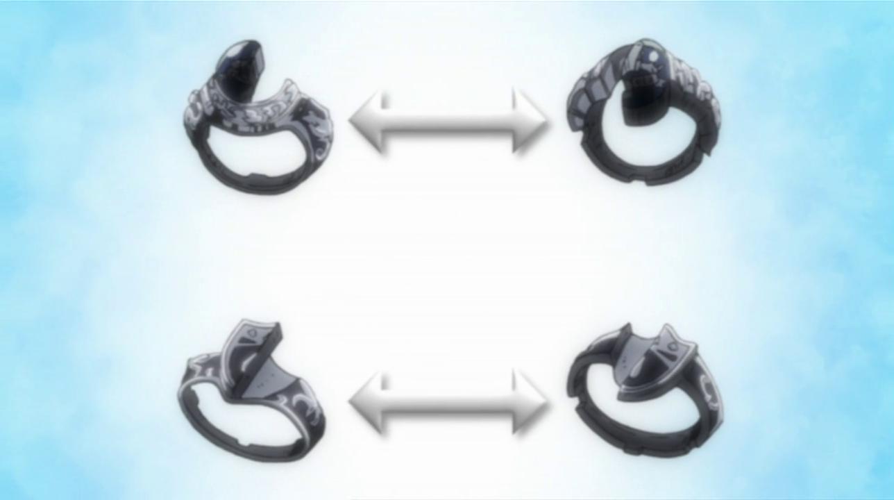 Katekyo Hitman Reborn The Vongola Ring In Katekyo Hitman Reborn