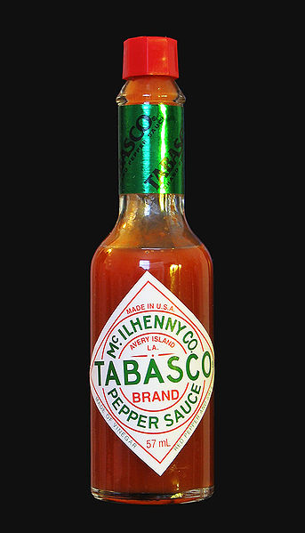 Tabasco sauce - Cocktails Wiki Want to learn how to make cocktails ...