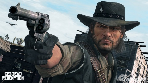 john marston