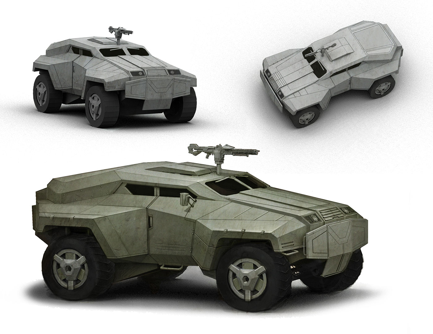 Vehicles - Red Faction Wiki