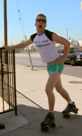 nick swardson wrong gay terry blowjob job lol terry on reno 911