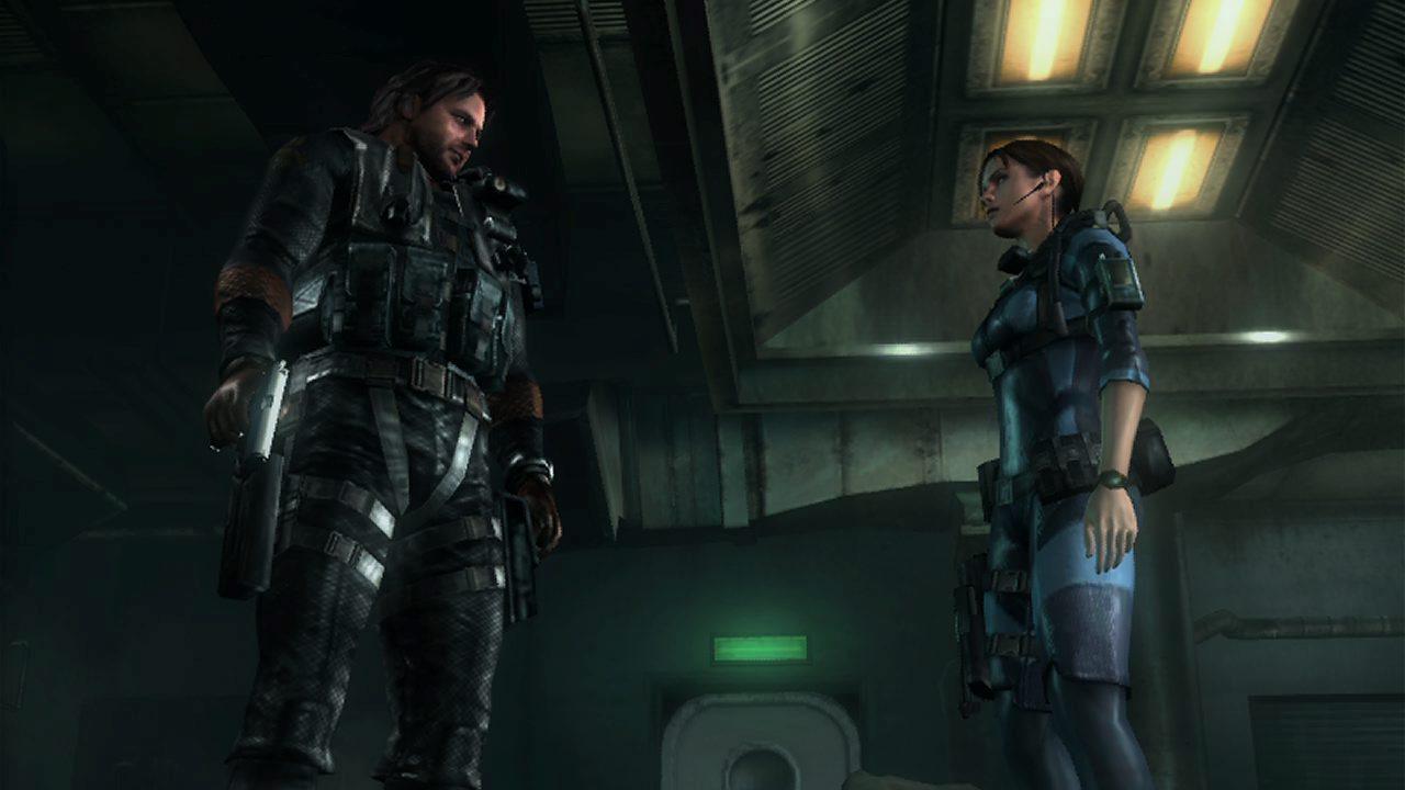 Resident Evil: Revelations - 29