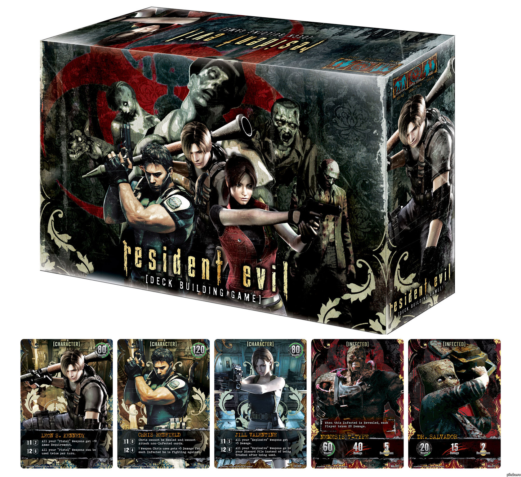 Resident Evil: The Card Game Resident_Evil_Deck_Building_Game