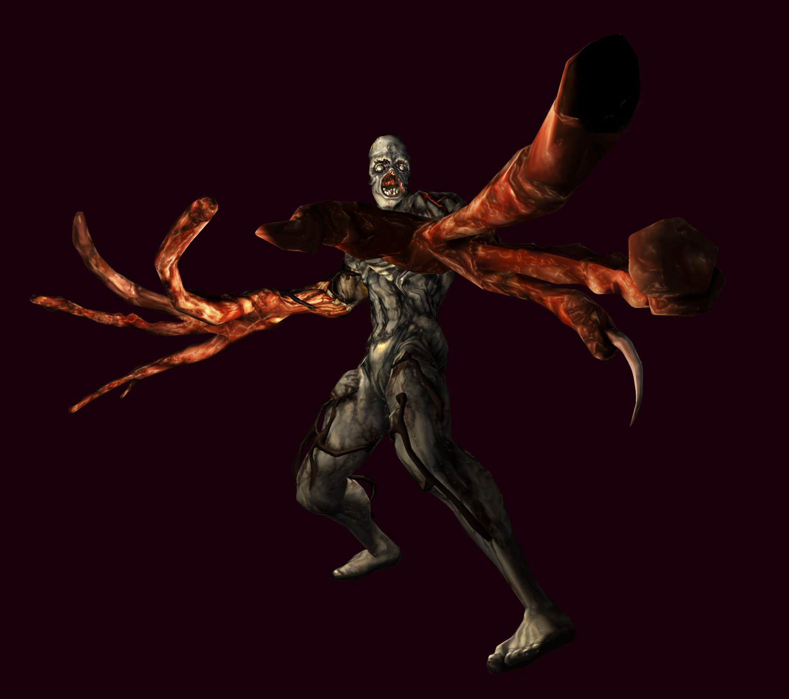 Tyrant T-091 - Resident Evil Wiki - The Resident Evil encyclopedia