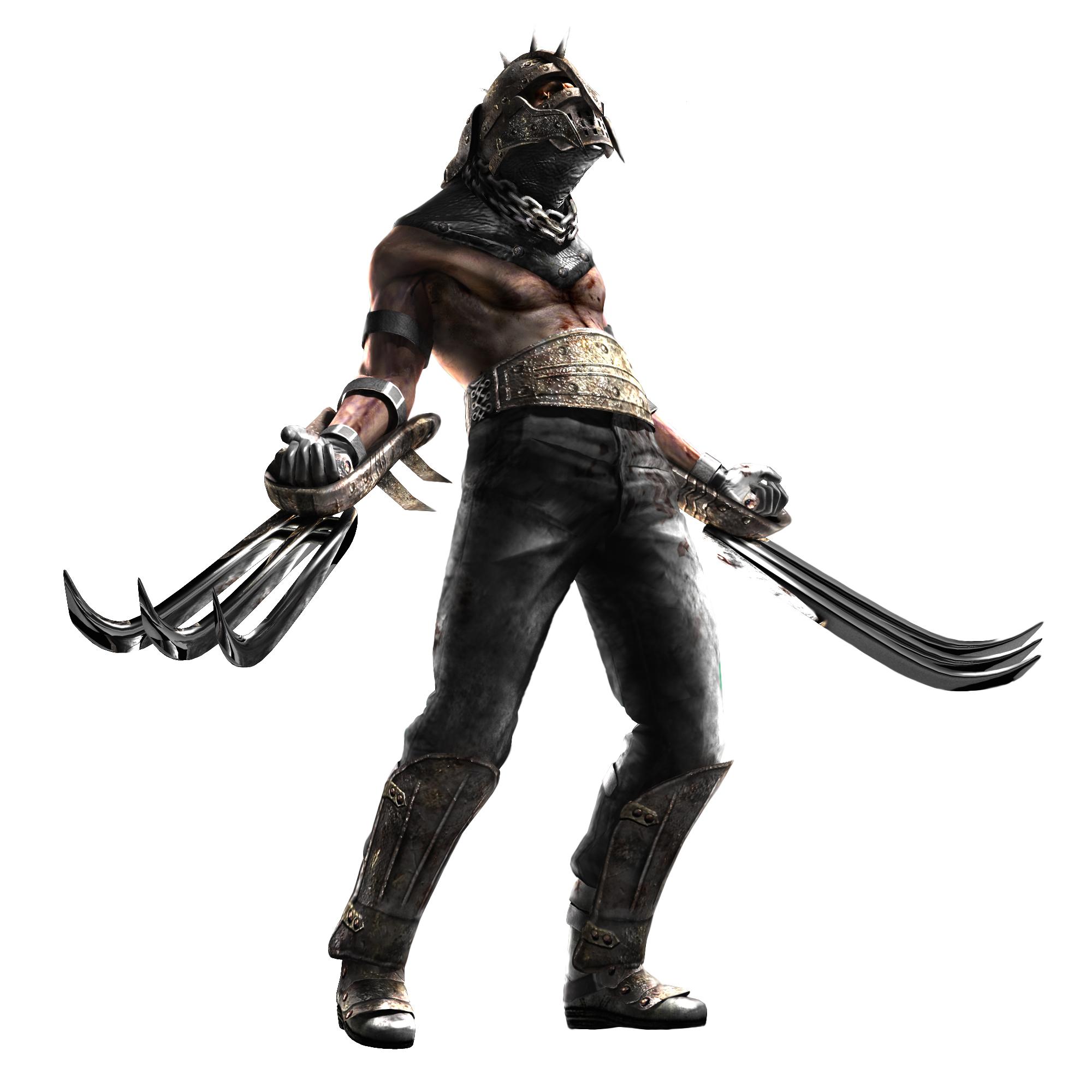 Biohazard 4 (Resident Evil 4) Re4-garrador