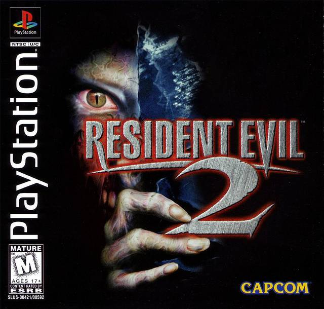 RESIDENT EVIL 2 RE2_PS_NTSC