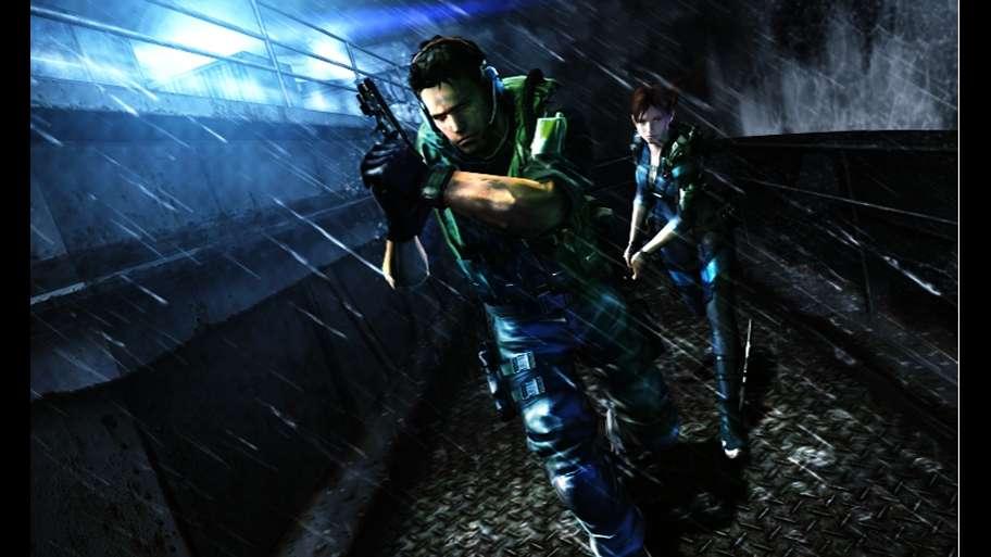 Resident Evil: Revelations - 21